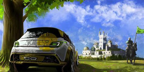 haus tyrell of thrones modifizierte autos