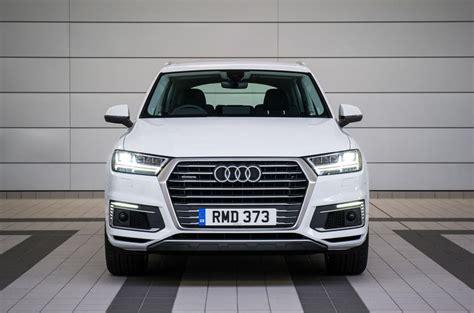 Audi Q7 Etron by 2016 Audi Q7 E Review Review Autocar