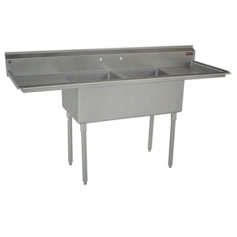 C Kitchen Sink Griffin Products C Series Floor Mount Stainless Steel 73 In 2 Bowl Kitchen Sink C60