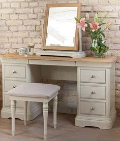 The Brick Vanity Table Spectacular Brown Wooden Makeup Vanity Side Storage With Pair Of 4 Drawers And Unique