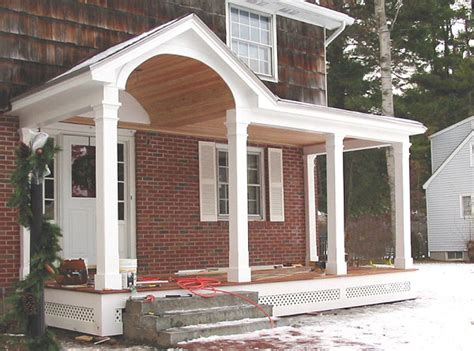 portico design jp works westford ma porches porticos pergolas