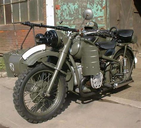 Ural Motorrad Sound by 1956 Imz M72 Classic Motorcycle Pictures