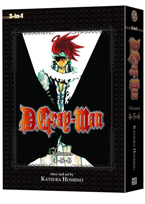 3 in 1 edition vol 3 includes vols 7 8 9 d gray vol 2 3 in 1 edition fresh comics