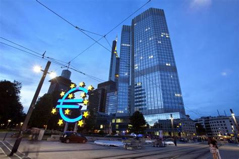 sede della centrale europea crisi italia 2014 4 banche italiane non superano gli