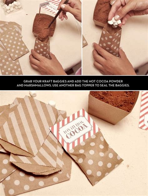 diy wedding favours winter wedding inspiration for favor boxes and bags