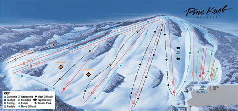 Pine Knob Ski Rates by Pine Knob Ski Snowboard Resort Trails And Facts