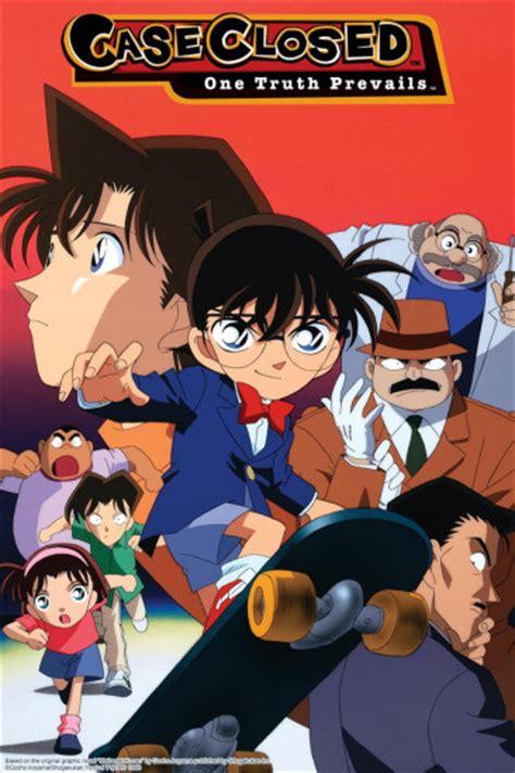 Dompet Fullprint Anime Detective Conan detective conan anime recommendations anime planet