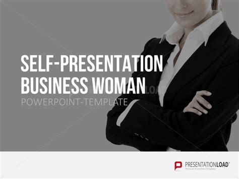 Self Presentation Self Introduction Powerpoint Templates Self Presentation Template