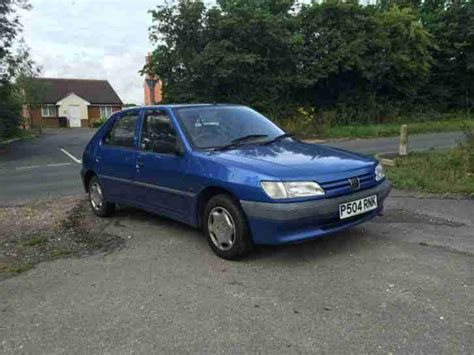 peugeot car 306 peugeot 1997 306 style blue car for sale