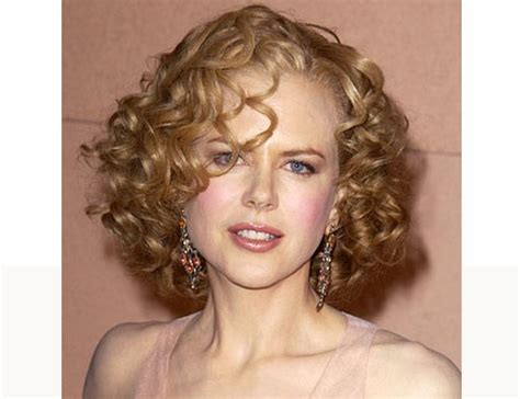 spiral perm medium hair spiral perm hairstyles add bounce to your hair
