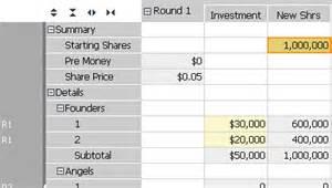 capitalization table template capitalization table template ebook database
