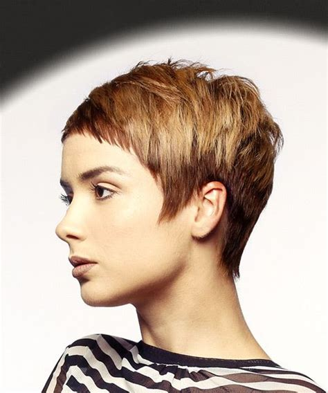 side view of asymmetric hairstyles pixie hairstyles and haircuts in 2018