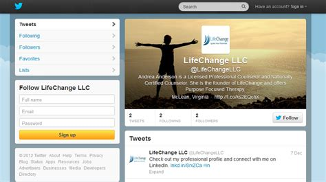 change layout on twitter gallop web services blog on social media websites seo