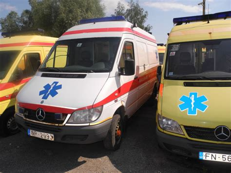 Mercedes Sprinter 316 Ambulance For Sale Retrade