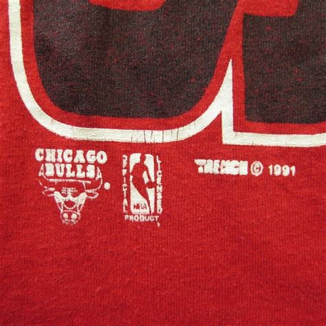 Polo Shirt Chicago Bulls From Ordinal Apparel 1 vintage 90s chicago bulls t shirt xl nba basketball 1991