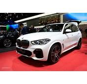 2019 BMW X5 Shows Luxurious Interior In Paris  Autoevolution