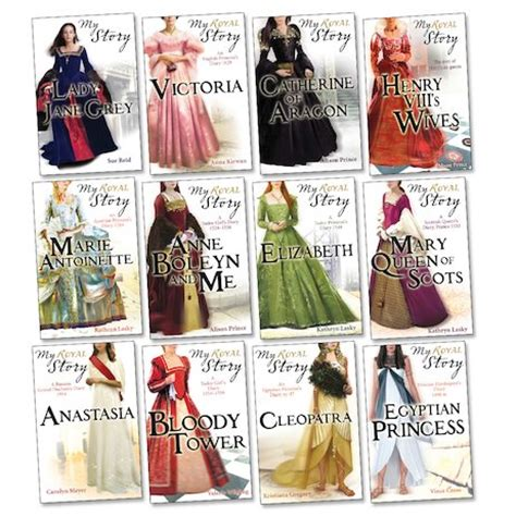 this is my story books my royal story pack scholastic club
