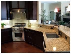 Pictures Of Kitchen Backsplashes With Granite Countertops venetian gold granite denver shower doors amp denver