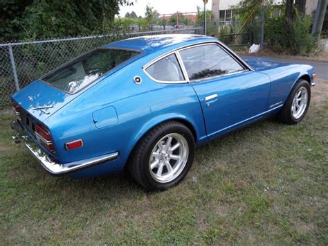 1972 nissan datsun 240z datsun 240z restoration shop whitehead performance