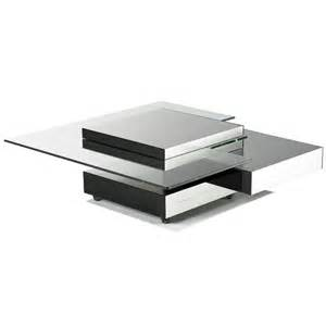 Glass Contemporary Coffee Tables Contemporary Glass Multi Level Coffee Table Buy Glass Coffee Tables
