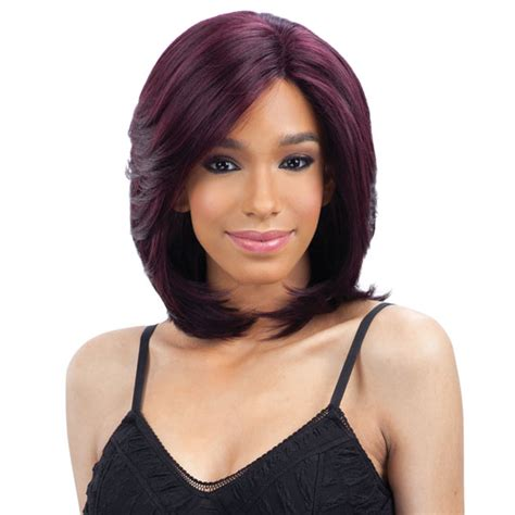 images of four equal layers haircut layered bob freetress equal silk base lace front