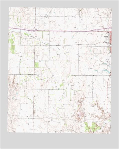 shamrock texas map shamrock west tx topographic map topoquest