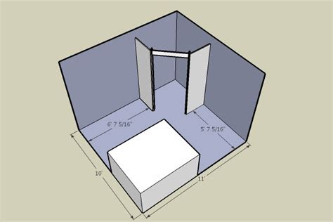 Kitchen Cabinets Layout Design by Whether To Place A Refrigerator In The Corner