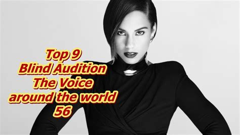 top 9 blind audition the voice around the world xiii top 9 blind audition the voice around the world 56