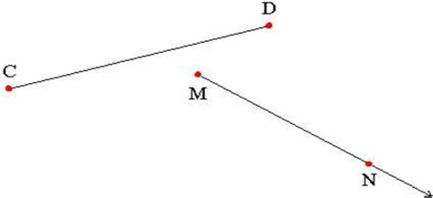Points, Lines, and Planes at The Chapin School - StudyBlue Line Geometry Example