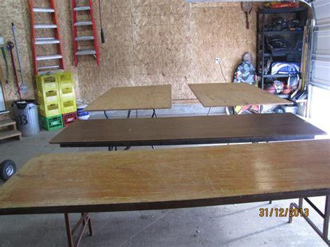 Kitchen Table Garage Sale Garage Sale Tables For Rent East