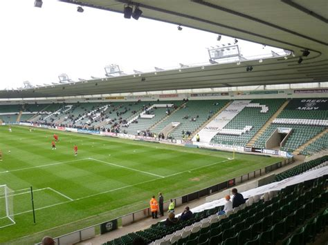 plymouth cgrounds plymouth argyle home park chapalar s football