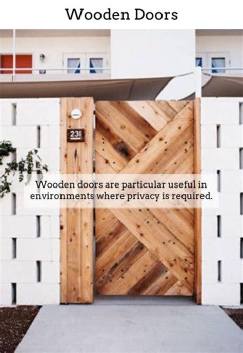 wooden doors real wood doorways  perfect   reside
