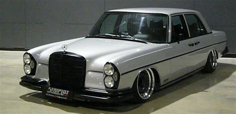 bagged mercedes mercedes benz w108 jdmeuro com jdm wheels and trends archive