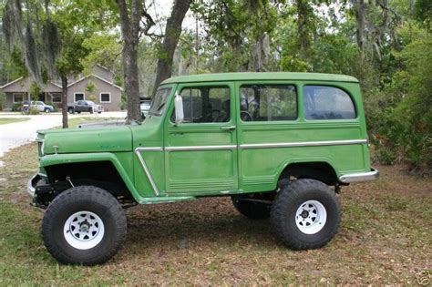 jeep station wagon lifted 350 best images about willys jeep on pinterest jeep