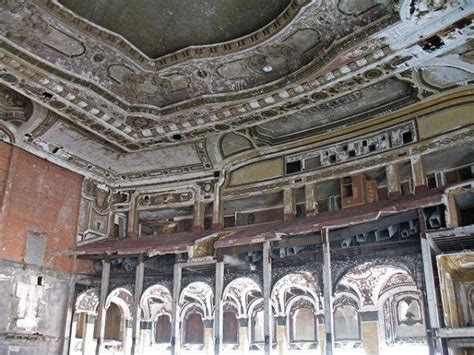 former theater makes the most beautiful parking garage in detroit s michigan theater the most beautiful
