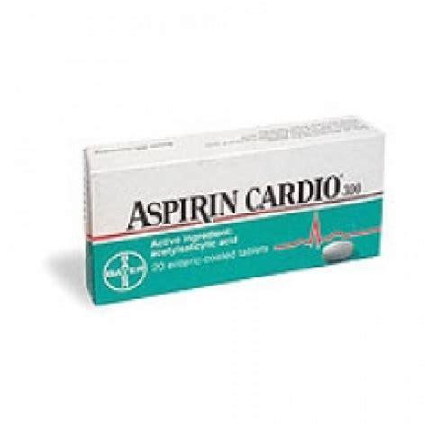 Obat Cardio Aspirin 100 Mg aspirin cardio tablets 100mg 28