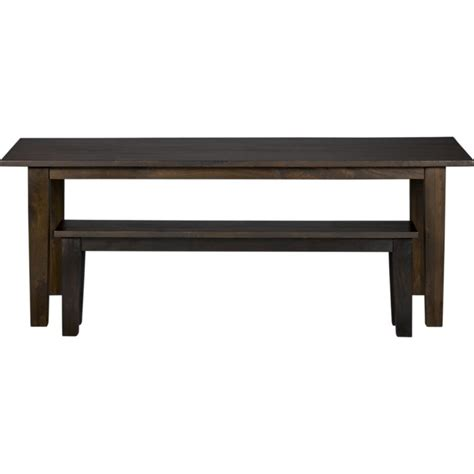 dining table basque crate barrel dining table