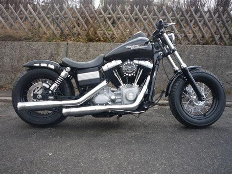 Harley Springer Tieferlegen by Harley Davidson