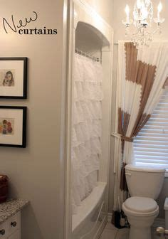 bathroom redos on the cheap wooden valance on pinterest valances window treatments and cornices