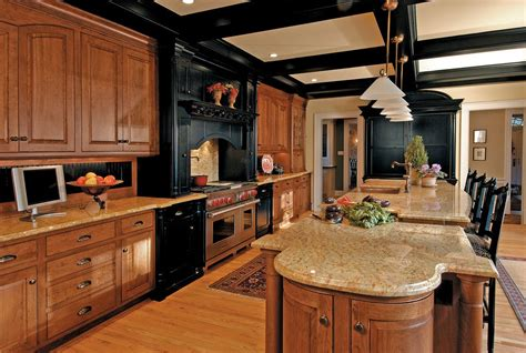 granite black pearl kitchen traditional with countertops