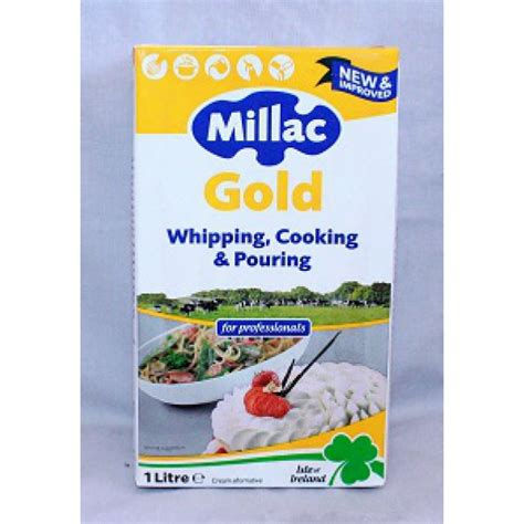 Whipping Milac Gold 1l milac 1l