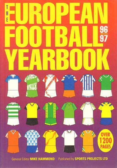 european football yearbook sportsmemories by heartbooks
