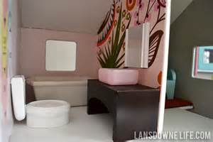 Diy Bathroom Furniture Diy Dollhouse Bathroom Furniture Part 6 Of 6 Lansdowne
