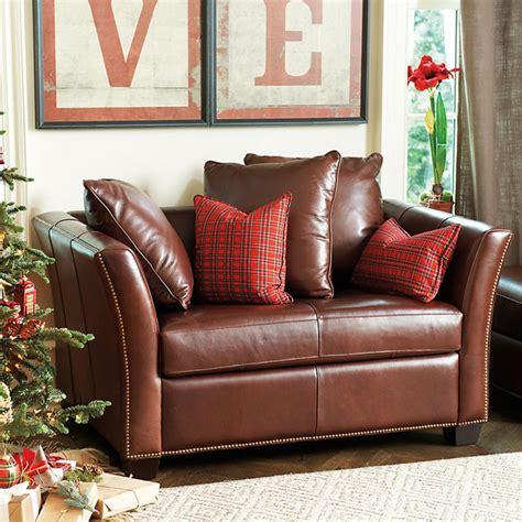 leather twin sofa sleeper tate leather twin sleeper transitional sleeper sofas