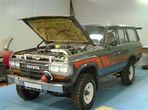 Toyota Hj Hj61 Toyota