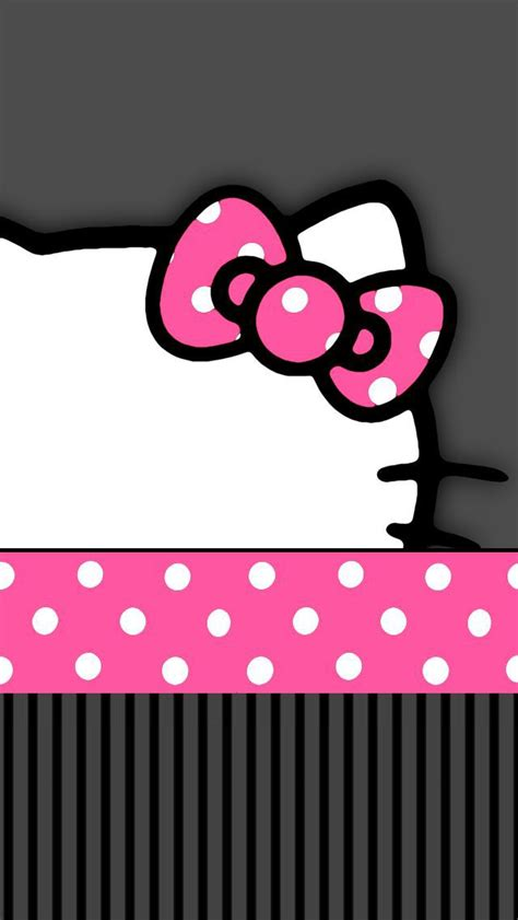 wallpaper hello kitty ribbon 118 best images about hello kitty on pinterest beauty