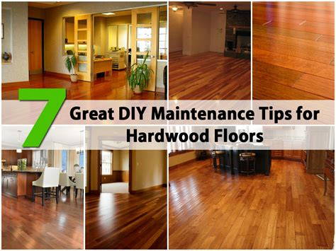 7 Tips On Your Floors Shine by 7 Great Diy Maintenance Tips For Hardwood Floors Diy