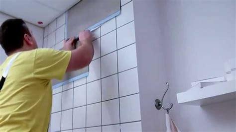 badezimmer fliesen weiß streichen fliesen streichen