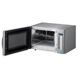 Daewoo Stainless Steel Microwave Daewoo Stainless Steel 1 0 Cu Ft Commercial Microwave Oven