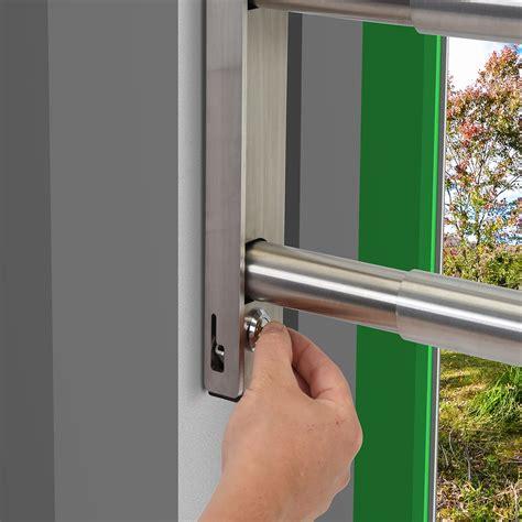 Einbruchsicherung Kellerfenster Stange by Fenstersicherung Sicherungsstange T 252 Rsicherung